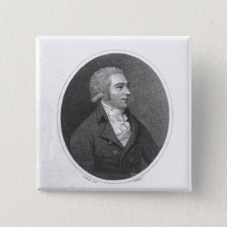 Sir Francis Bourgeois, 1804 Pinback Button