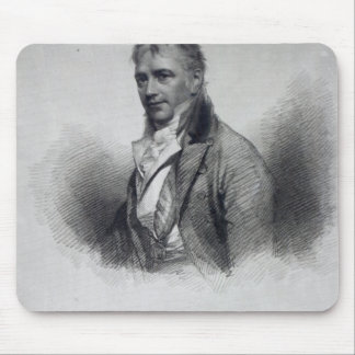 Sir Francis Bourgeois, after a drawing by W. Mouse Pad