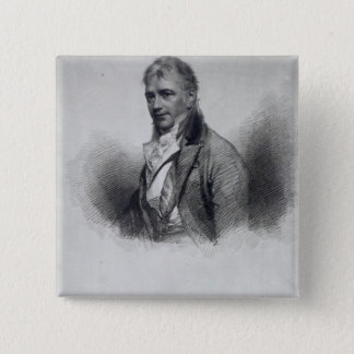 Sir Francis Bourgeois, after a drawing by W. Pinback Button
