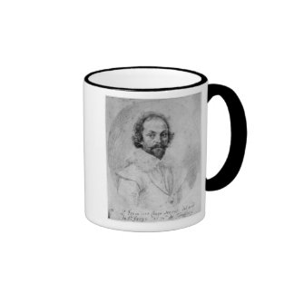 Sir Francis Crane Ringer Coffee Mug