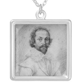 Sir Francis Crane Silver Plated Necklace