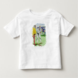 Sir Francis Drake (1540/3-96) playing bowls, from Toddler T-shirt