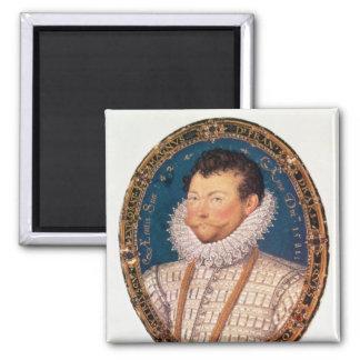 Sir Francis Drake, 1581 Imán