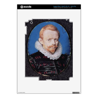 Sir Francis Drake Decals For iPad 3
