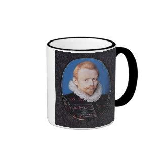 Sir Francis Drake Ringer Coffee Mug