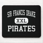 Sir Francis Drake - Pirates - High - San Anselmo Mouse Pad