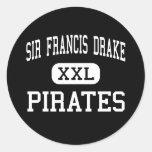 Sir Francis Drake - Pirates - High - San Anselmo Stickers