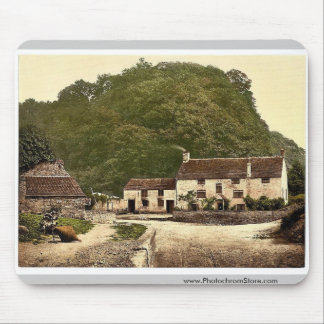 Sir Francis Drake's House near Severn Bridge, Gatc Mouse Pad