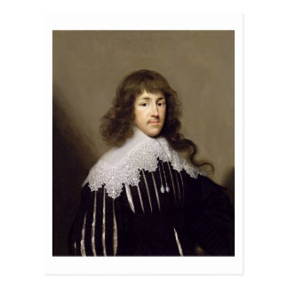 Sir Francis Godolphin, 1633 (oil on canvas) Postcard