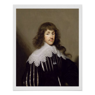 Sir Francis Godolphin, 1633 (oil on canvas) Poster