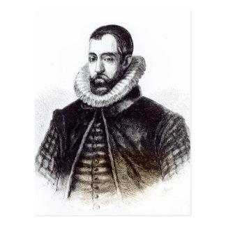 Sir Francis Walsingham Postcard