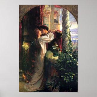Sir Frank Dicksee, Romeo and Juliet Canvas Print