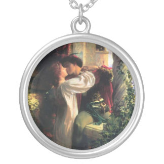 Sir Frank Dicksee, Romeo and Juliet Necklace