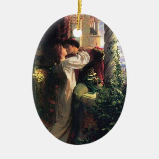 Sir Frank Dicksee, Romeo and Juliet Ornament