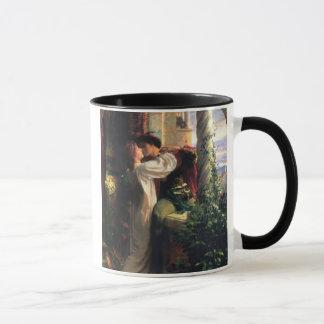 Sir Frank Dicksee, Romeo and Juliet Ringer Mug