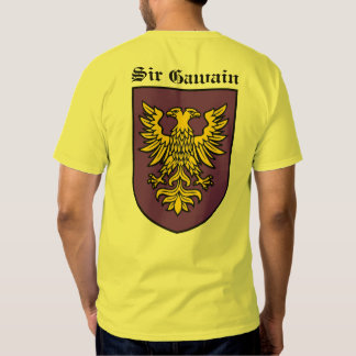 Sir Gawain Coat of Arms Shirt