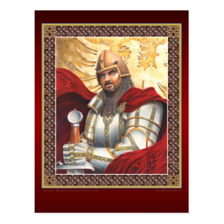 Sir Gawain Postcard