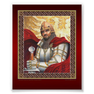 Sir Gawain print