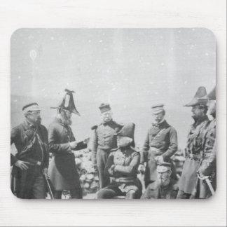 Sir George Brown G.C.B del Teniente General Alfombrillas De Raton