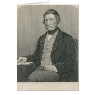 Sir George Cornewall Lewis Card
