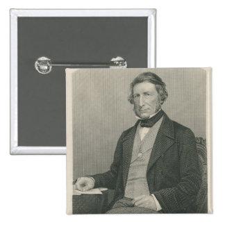 Sir George Cornewall Lewis Pinback Button