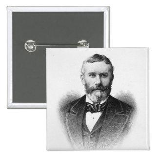 Sir George Otto Trevelyan Pinback Button