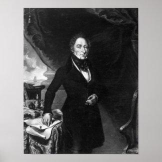 Sir George Staunton, 1839 Póster