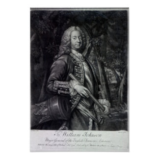 Sir Guillermo Johnson Poster