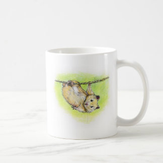 Sir Ham Classic White Coffee Mug
