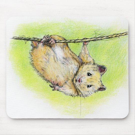 Sir Ham Mouse Pad