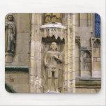 Sir Henry 'Hotspur Percy, en la fachada del oeste Alfombrillas De Ratones