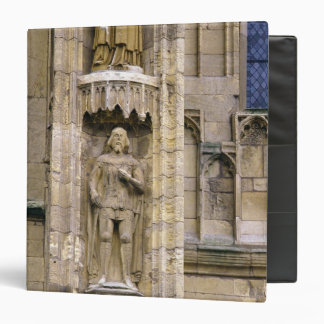 Sir Henry 'Hotspur Percy, on the west facade 3 Ring Binder