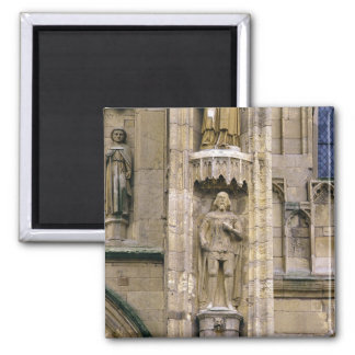 Sir Henry Hotspur Percy on the west facade Magnets