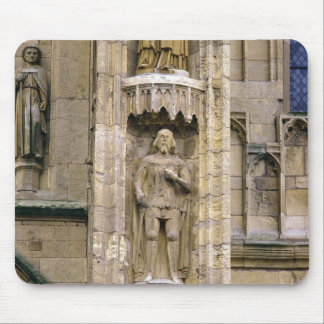 Sir Henry 'Hotspur Percy, on the west facade Mouse Pad