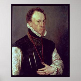 Sir Henry Lee , 1568 Poster