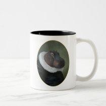 Sir Hippo Portrait Mug