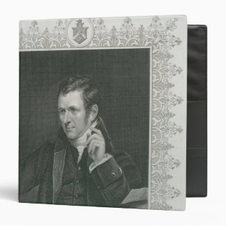 Sir Humphry Davy 3 Ring Binders