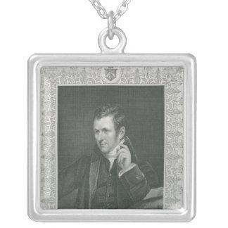 Sir Humphry Davy Colgante Cuadrado