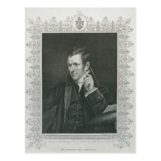 Sir Humphry Davy Postcard