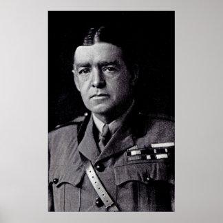 Sir importante Ernesto Shackleton Póster