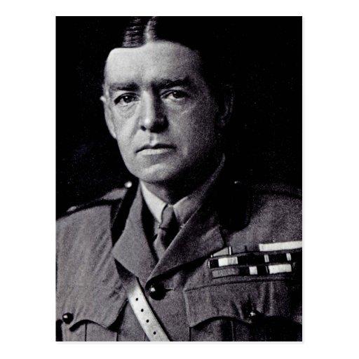 Sir importante Ernesto Shackleton Postal