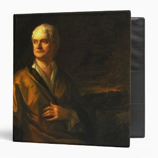 Sir Isaac Newton, 1710 Binder