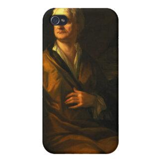 Sir Isaac Newton, 1710 iPhone 4 Cases