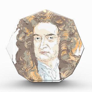Sir Isaac Newton Award