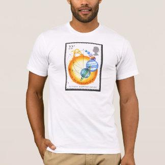 Sir Isaac Newton bodies in motion T-Shirt