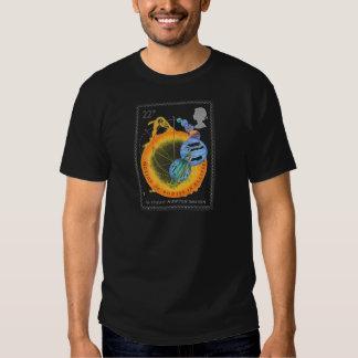 Sir Isaac Newton bodies in motion T Shirt