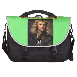sir Isaac Newton Bolsas Para Portátil
