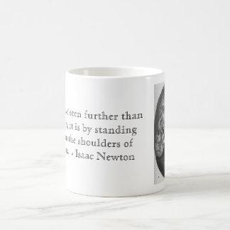 Sir Isaac Newton Coffee Mug