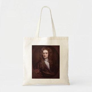 Sir Isaac Newton del retrato de sir Godfrey Knelle Bolsas