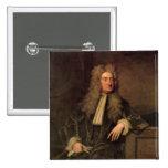 Sir Isaac Newton Pinback Button
